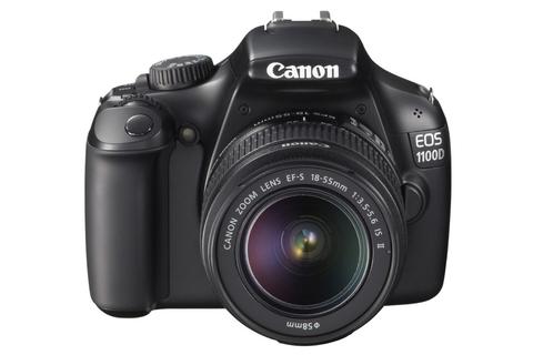 Canon launches new EOS DSLR camera