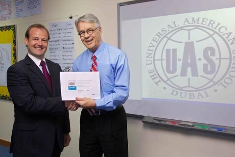Universal American School becomes SMART showcase