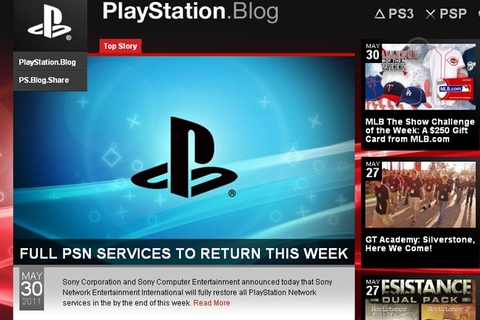 PlayStation Network to be fully restored this week