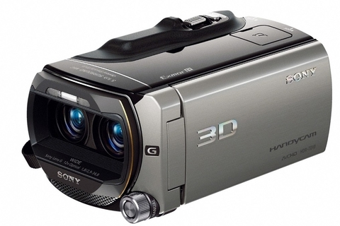Sony launches 3D HD Handycam in UAE