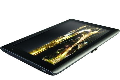 Top Tablets in the Middle East 2011
