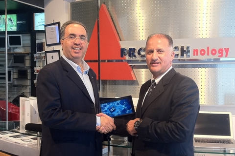 DTK signs PRO TECHnology as retail partner