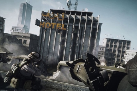 DICE bans cheaters in Battlefield 3
