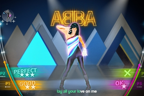 Game on for ABBA