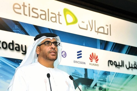 Etisalat launches LTE network