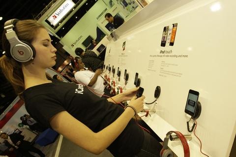 GITEX gadget glamour