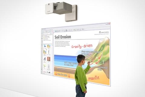 SMART Technologies unveils interactive projector