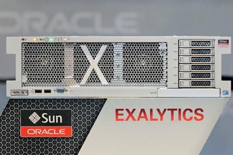 Oracle unveils Exalytics In-memory Machine