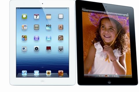 Apple unveils 'new iPad' with retina display