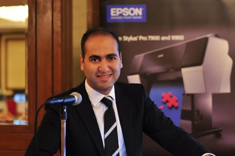 Epson shows off wide-format devices