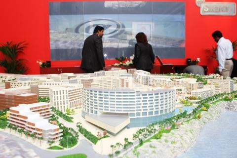 India's Dubai-linked IT city 'clears final hurdle'