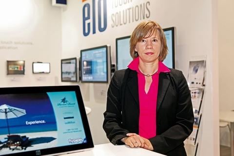 Elo Touch seeks partners