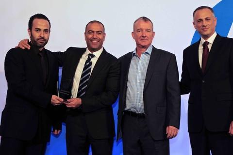 Emitac Distribution wins HP award