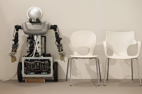Robot teaching assistants in Dubai schools 'by end of year'