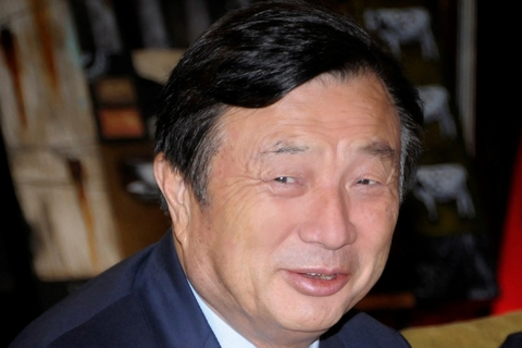 Huawei chief gives first interview in 26-year tenure