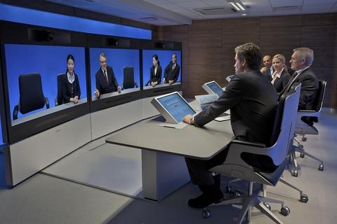 Tandberg opens Executive Briefing Centre