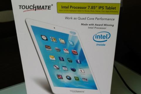 Touchmate unveils Mini Pad Pro