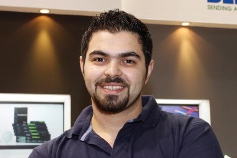 Al Mazouri's decade at GITEX
