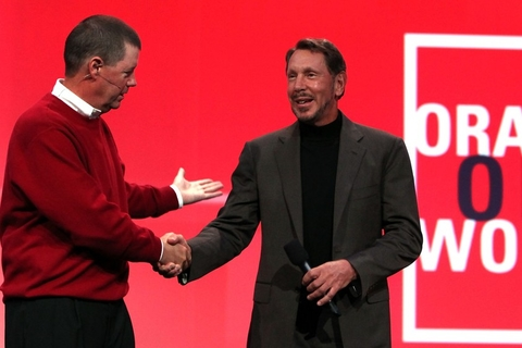 Oracle to meet EC next month on Sun deal