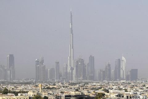 Twitter sparks Burj Khalifa fire rumour