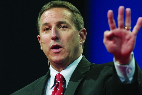 Ex-HP CEO considers Oracle future