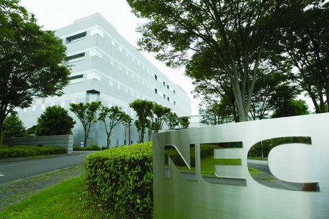 NEC reveals new video wall technology