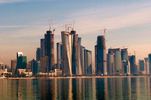 Ooredoo connects residential towers at The Pearl