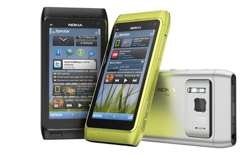 Nokia N8 delayed until October
