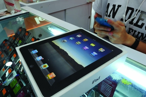 MEA tablet market records first year-over-year decline