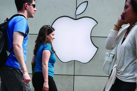 Apple may be mapping its own way