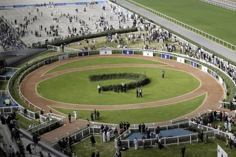 Meydan Group's new network races off the blocks