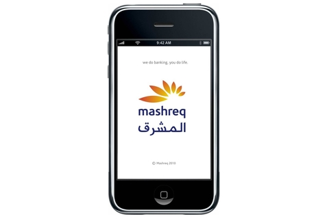 Mashreq adds Arabic and iPhone to mobile banking