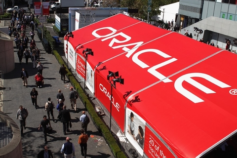 Oracle unveils Fusion applications