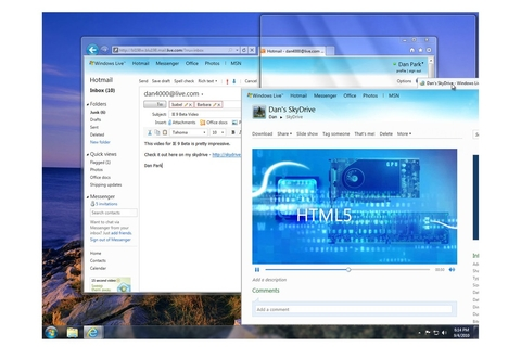 Microsoft slips in browser market share