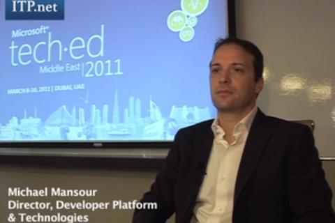 Microsoft builds developer community
