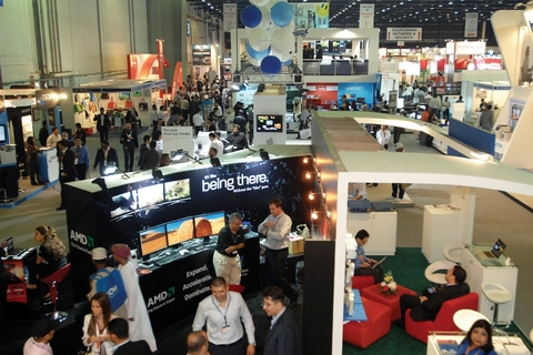 AEC gives GITEX the thumbs up