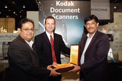 Kodak hails valued partners