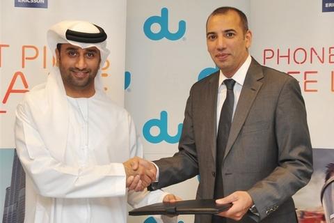du extends partnership with Ericsson