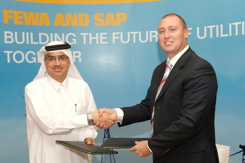 SAP signs agreement with FEWA
