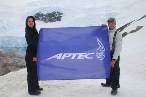 Aptec promotes sustainability in IT distribution