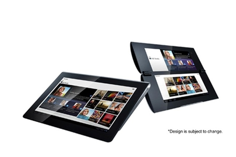 Sony announces two Android Honeycomb tablets