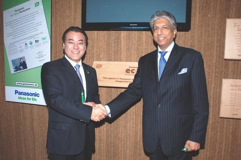 Panasonic to open eco-friendly store in Dubai