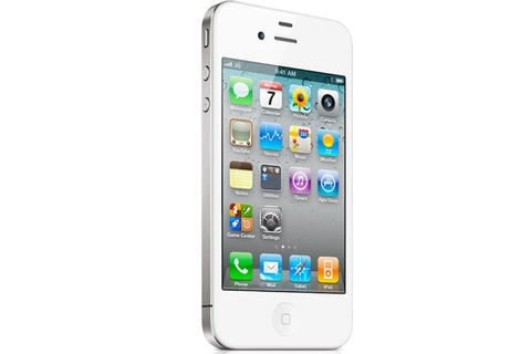 Apple releases white iPhone 4