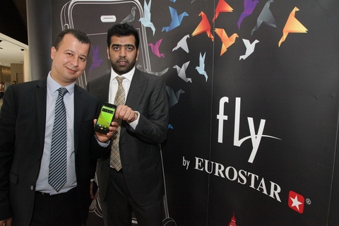 New brand of smartphones launched in the Middle East