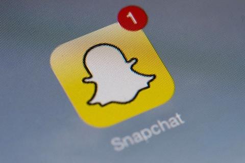 Snapchat hits 6bn daily video views