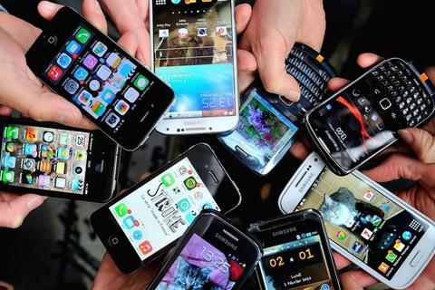 Worldwide smartphone market hit 1.4bn devices in 2015