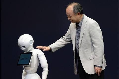 Japan's SoftBank plans to sell personal robot servants