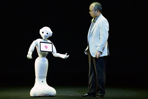 Meet Pepper, your $1,900 robot friend