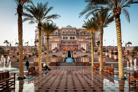 Emirates Palace Hotel virtualises IT infrastructure