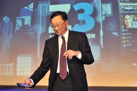 BlackBerry to acquire mobile security specialist Good Technology